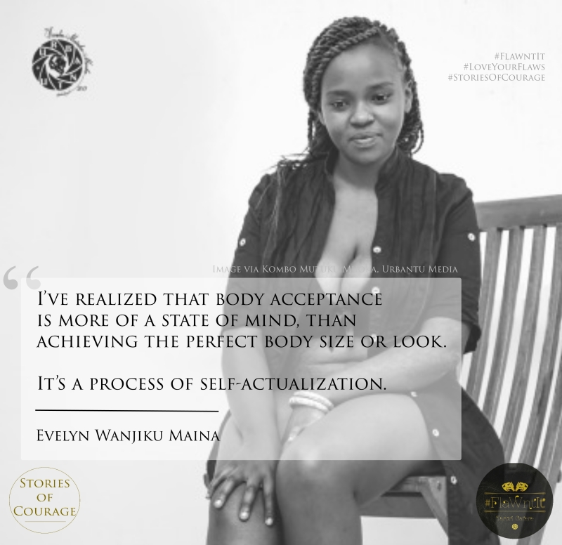 SOC Quotes - Flawnt It 5 - Evelyn Wanjiku Maina