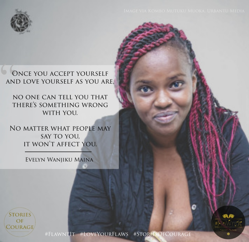 SOC Quotes - Flawnt It 6 - Evelyn Wanjiku Maina