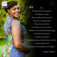 SOC Quotes - Njeri Riitho 25