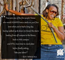 SOC Quotes - Njeri Riitho 27