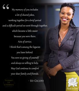 SOC Quotes - Njeri Riitho 28