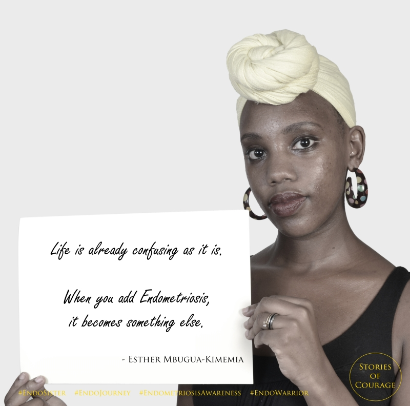 Endo Quotes - Esther Mbugua-Kimemia 1