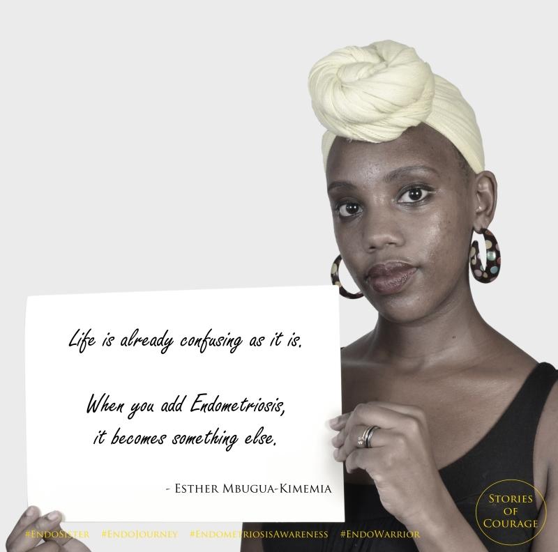 Endo Quotes - Esther Mbugua-Kimemia 1