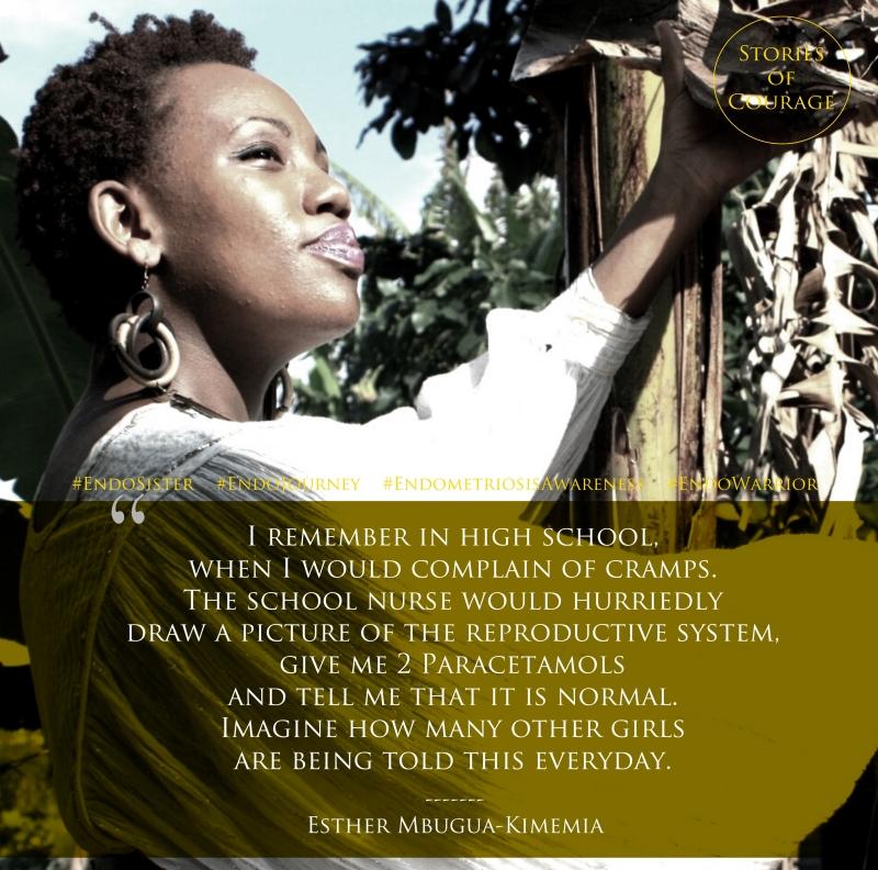Endo Quotes - Esther Mbugua-Kimemia 3