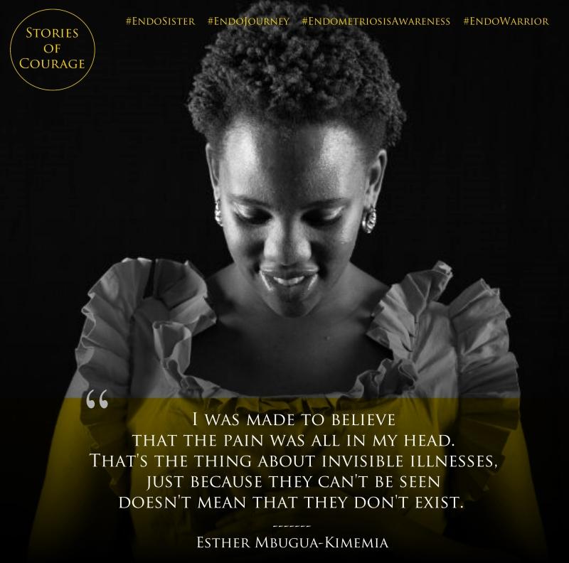 Endo Quotes - Esther Mbugua-Kimemia 4