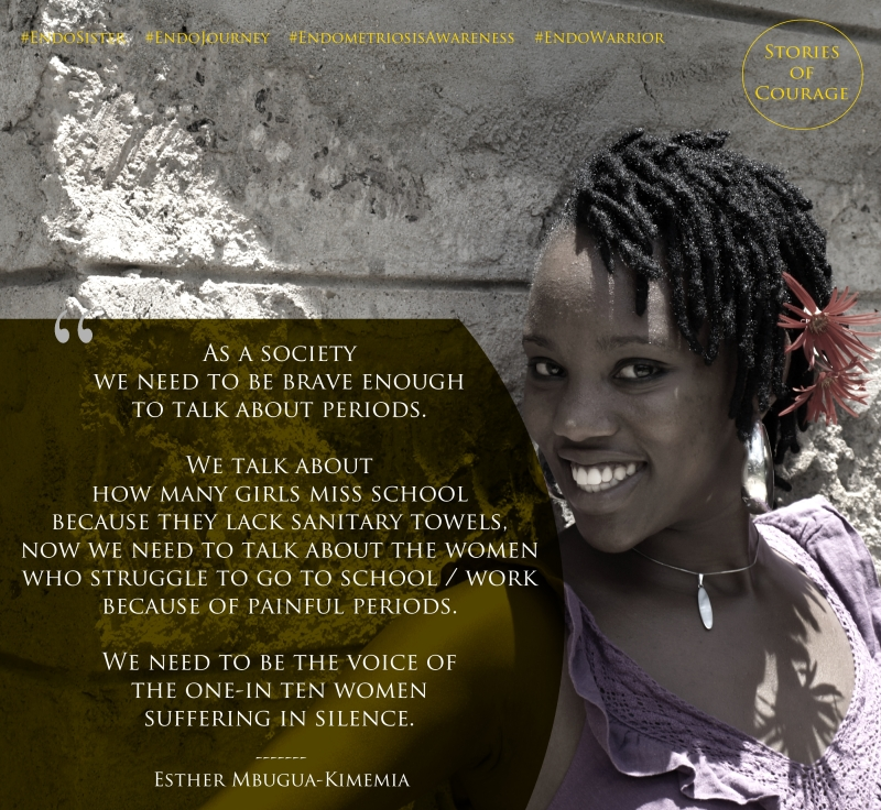 Endo Quotes - Esther Mbugua-Kimemia 5