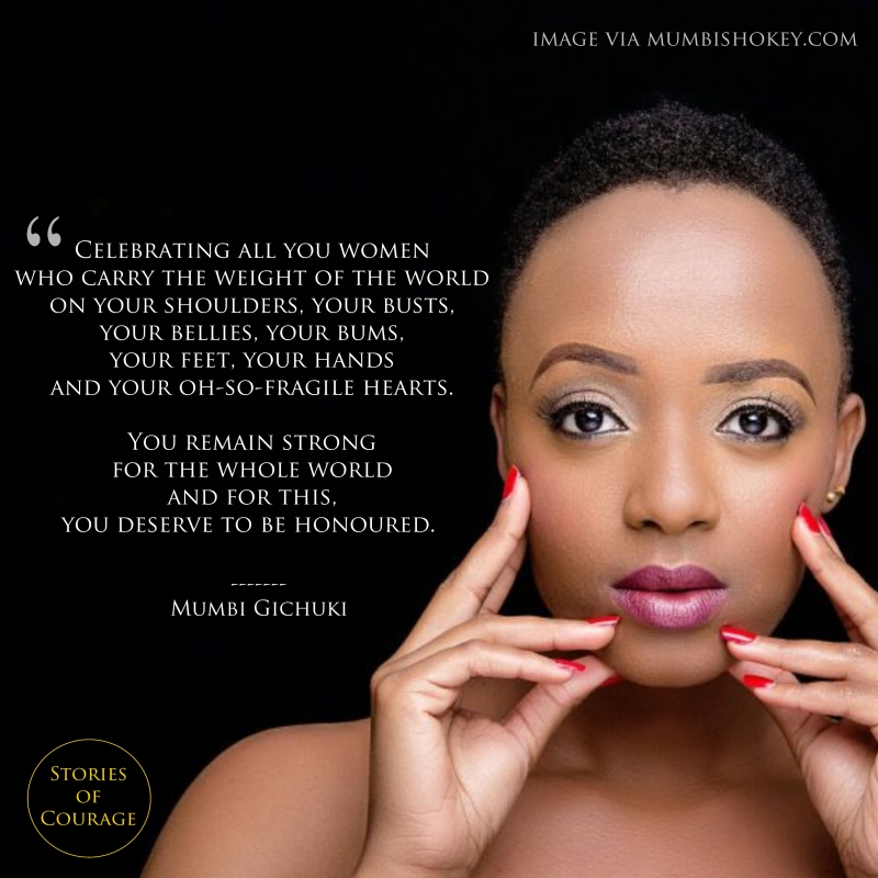 SoC Quotes - Mumbi Gichuki 1
