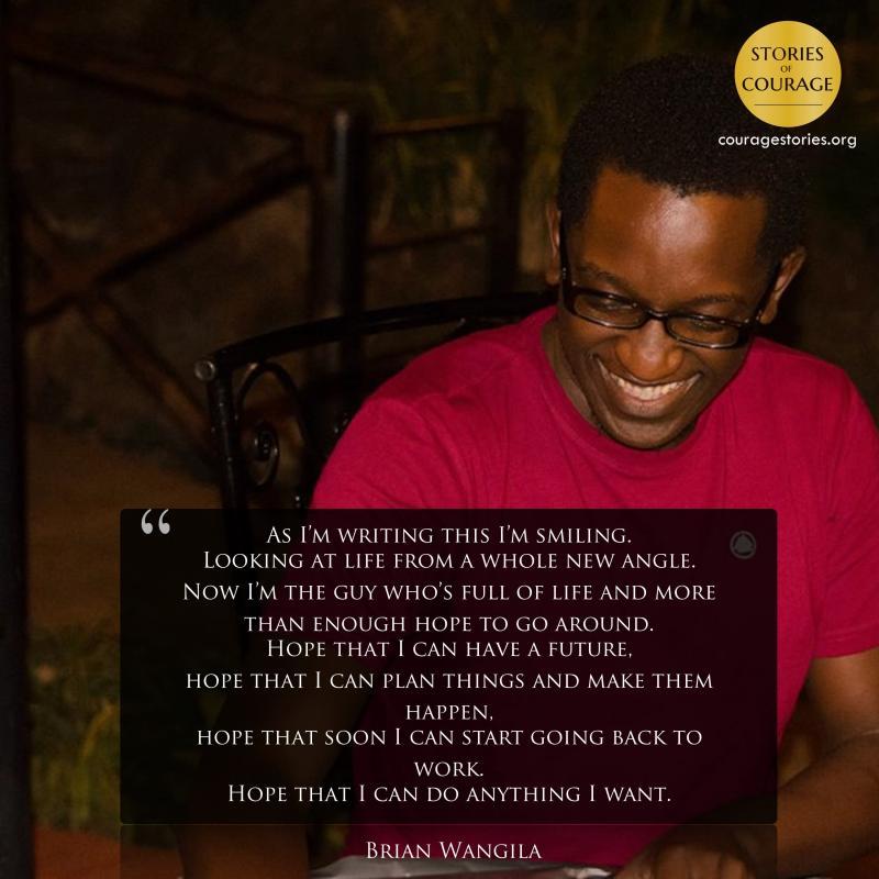 SOC Quotes - Brian Wangila 15.1