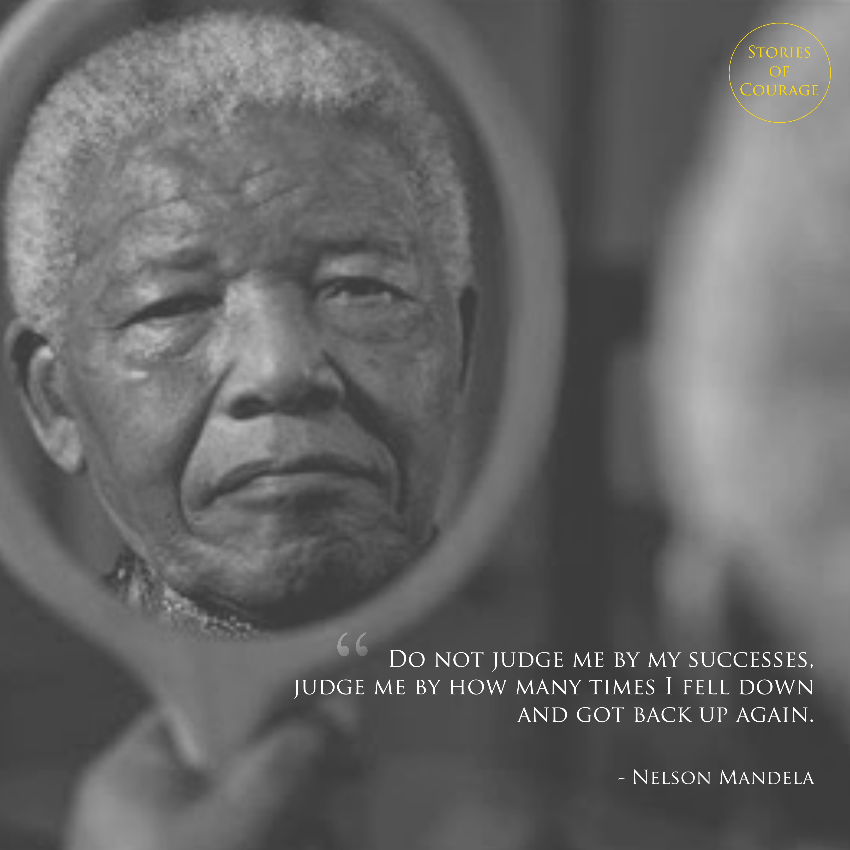 Quotes Nelson Mandela Soc Quotes  Nelson Mandela 1  Courage Stories