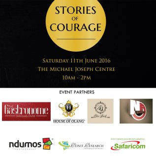 Partners at Stories Of Courage: June Edition