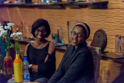 The Prop Shop, showcasing their crafts at Stories of Courage: June Edition. Image by Amos Ndumos Photography.