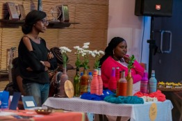 The Prop Shop, at Stories of Courage: June Edition. Image by Amos Ndumos Photography.