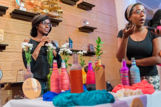Prop Shop, at Stories of Courage: June Edition. Image by Amos Ndumos Photography.