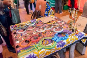 Zanta Beads, at Stories of Courage: June Edition. Image by Amos Ndumos Photography.